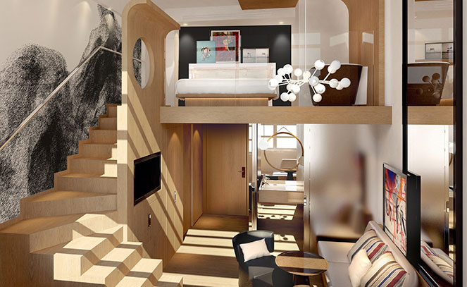 le-cinq-codet-chambre-duplex