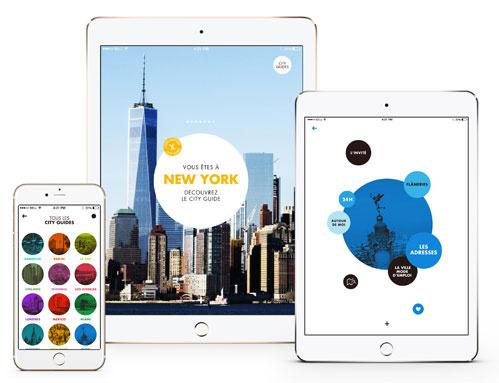 louis vuitton city guide new york