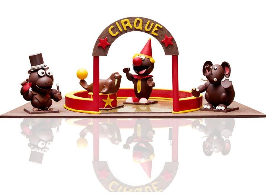 chcolat-de-paques-arnaud-larher-paques-2016-la-piste-de-cirque-en-journee